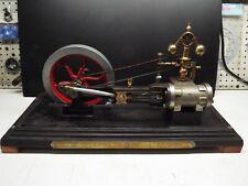 Original Antique C Cretors Vintage Popcorn Wagon Steam Engine No 1 Machine