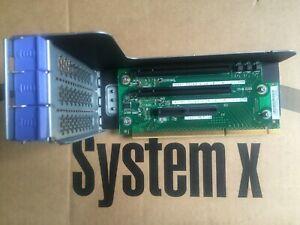 IBM X3650 M5 3 X8 PCIe Express Riser Card Board 00KA536 00FK628 00FK629