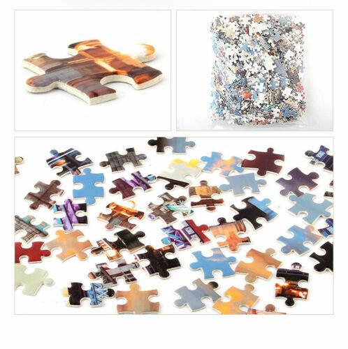 1000 Piece Jigsaw Puzzles London Bridge Education Adults Christmas Festival