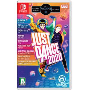 Just Dance 2020 Korean Switch Ebay