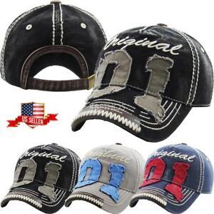 Details about Vintage Distressed Hat Baseball Cap - ORIGINAL 01 - KBETHOS 6640a44a714