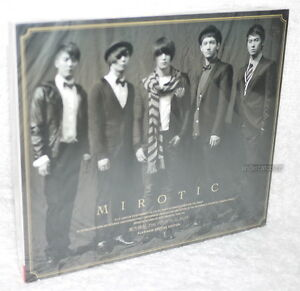 K-POP-TOHOSHINKI-Mirotic-Taiwan-Ltd-CD-DVD-Version-D-TVXQ