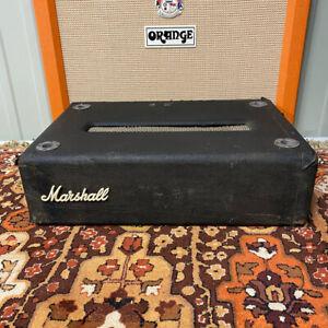 Vintage 1973 Marshall JMP 250w Slave Model 2051 Amplifier Head Unit *Rare* 1970s