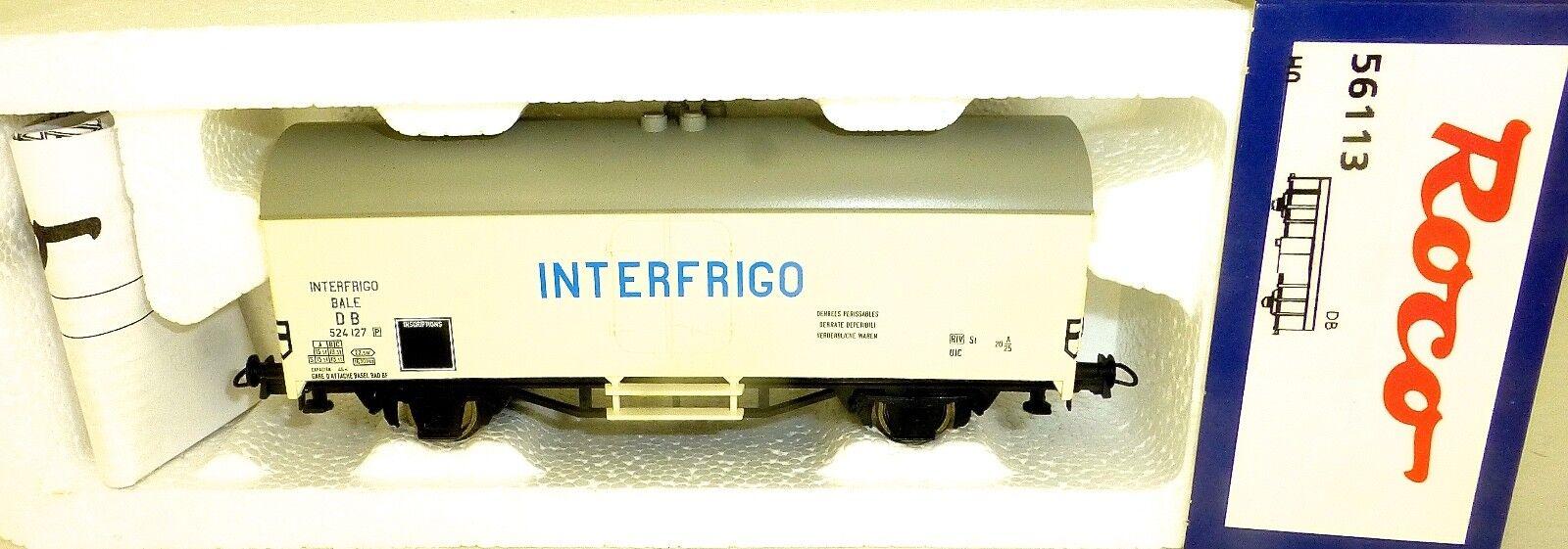 INTERFRIGO BALE DB kkk NEM ROCO 56113 H0 conf. orig. 1 87 LD1 µ