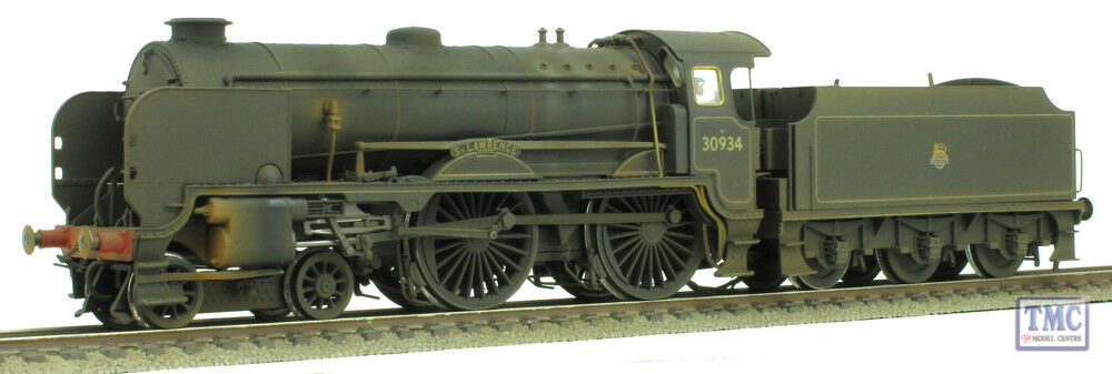 R2844 Hornby Schools Class 30934 St Lawrence ,Coal,Parts,Weatherosso