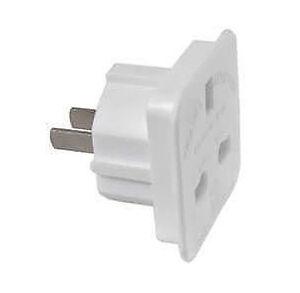 UK-EU-To-AUS-USA-Travel-AC-Adapter-Plug-Converter-NEW-AUS