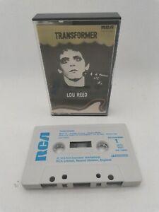 Lou Reed - Transformer - Cassette Tape Rca