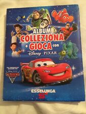 Album Collezioa E Gioca Con Disney Pixar Esselunga