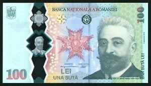 Romania-100-LEI-2019-COMMEMORATIVO-polimero-plastico-nota-CERCHIATO-IN-CARTELLA