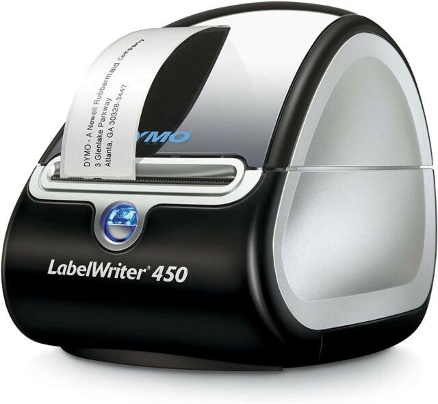Dymo LabelWriter 450 1752264 Label Printer  - Black/Silver