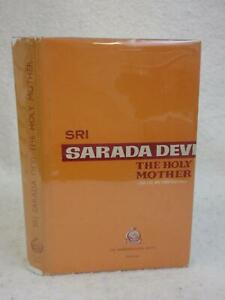 Tapasyananda SRI SARADA DEVI The Holy Mother 1977 Sri Ramakrishna Math India