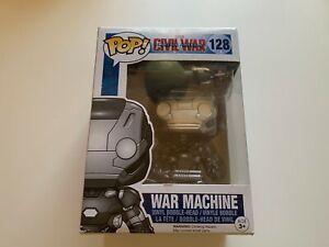 Marvel-Captain-America-CW-POP-Movies-Vinyl-Figurine-War-Machine-New-Sealed-128