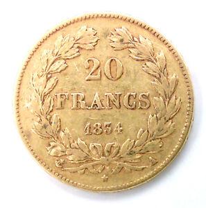 20-Francs-Or-LOUIS-PHILIPPE-1834-A-PARIS
