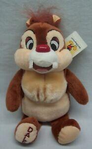 Walt-Disney-World-Chip-039-N-039-DALE-CHIPMUNK-10-034-Plush-Bean-STUFFED-ANIMAL