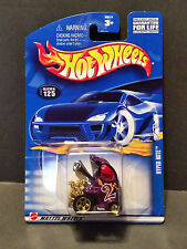 2002 Hot Wheels #125 Hyper Mite Card A - 55010