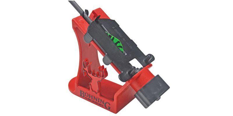 New Bohning Archery Blazer Fletching Helix Arrow Fletching Blazer Jig  Model  13441 5f3fde