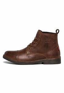 Levis-Herren-Boots-TRACK-228755-710-27-Medium-Brown