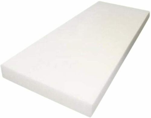 """FOAMMA 1-6/""""x18/""""x120/"""" Upholstery Foam New Cusion Replacement High Density"""
