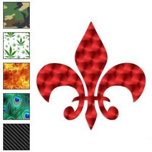 Fleur-De-Lis-Decal-Sticker-Choose-Pattern-Size-318