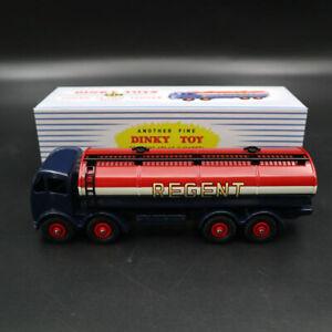Atlas Dinky Toys 942 Foden 14-Ton Tanker - Regent Mint/boxed Diecast Model