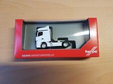 Herpa camiones MB actros 11 gigaspace szm blanco lowline