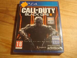 Jeu PS4 Call of Duty Black Ops III neuf sous blister