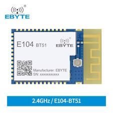 Ble5 Wireless Bluetooth To Serial Slave Module Cc2640r2f Beacon 24ghz E104 Bt51