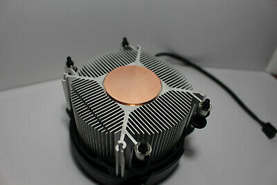 Rgb Led Copper Core Base Amd Wraith Spire Socket Am4 4 Pin Cpu Cooler