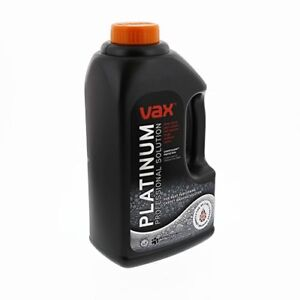 Vax Platinum Professional Carpet Upholstery Cleaning