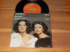 BACCARA - DARLING / GERMANY VINYL 7'' SINGLE 1978 MINT-