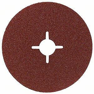 BOSCH Fiberschleifscheibe ExpertForMetal Durchmesser=230mm Körnung=24 2608605490