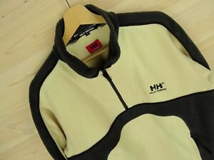 Vintage Helly maat Sweat originele K466 Hansen Fleece XS cFdpxqI