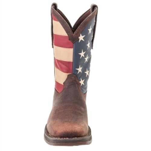 DURANGO REBEL PATRIOTIC PULL-ON WESTERN BOOT BOOT WESTERN DB5554 6fc23a
