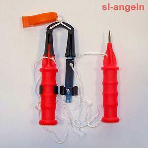 Eisretter-Handspikes-Safety-Ice-Eiskralle-Eisangeln-Spikes