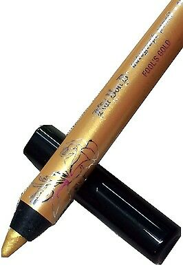 Kat Von D ~ AUTOGRAPH EYE PENCIL ~ Starry Eyes Collection ~ FOOLS GOLD ~ NEW