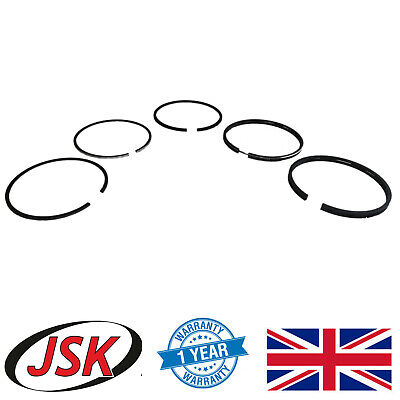 Agricultural Vehicle Parts Agriculture/farming Piston Ring 5pc Set Std For Perkins A3.152 Ad3.152 A4.203 & Ad4.203 Engines Reasonable Price