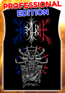 DEMILICH: Vive l'Adversaire! tank top with PRO signature – FREE SHIPPING!!!