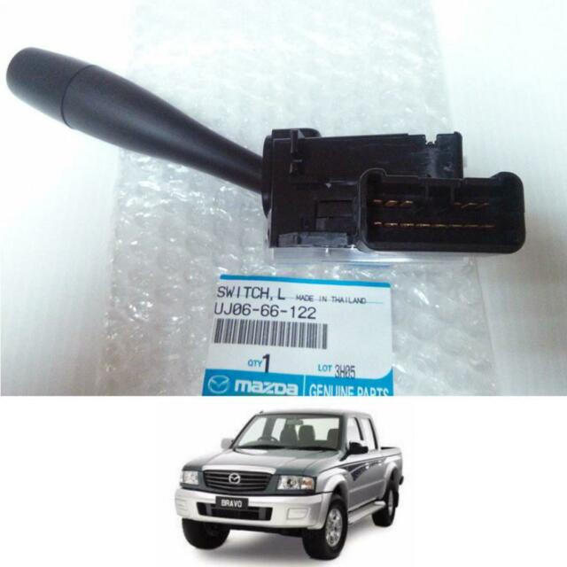 Genuine Mazda-B2500-B2600 BT-50 UJ06-66-122 14P in LHD Turn Signal Switch