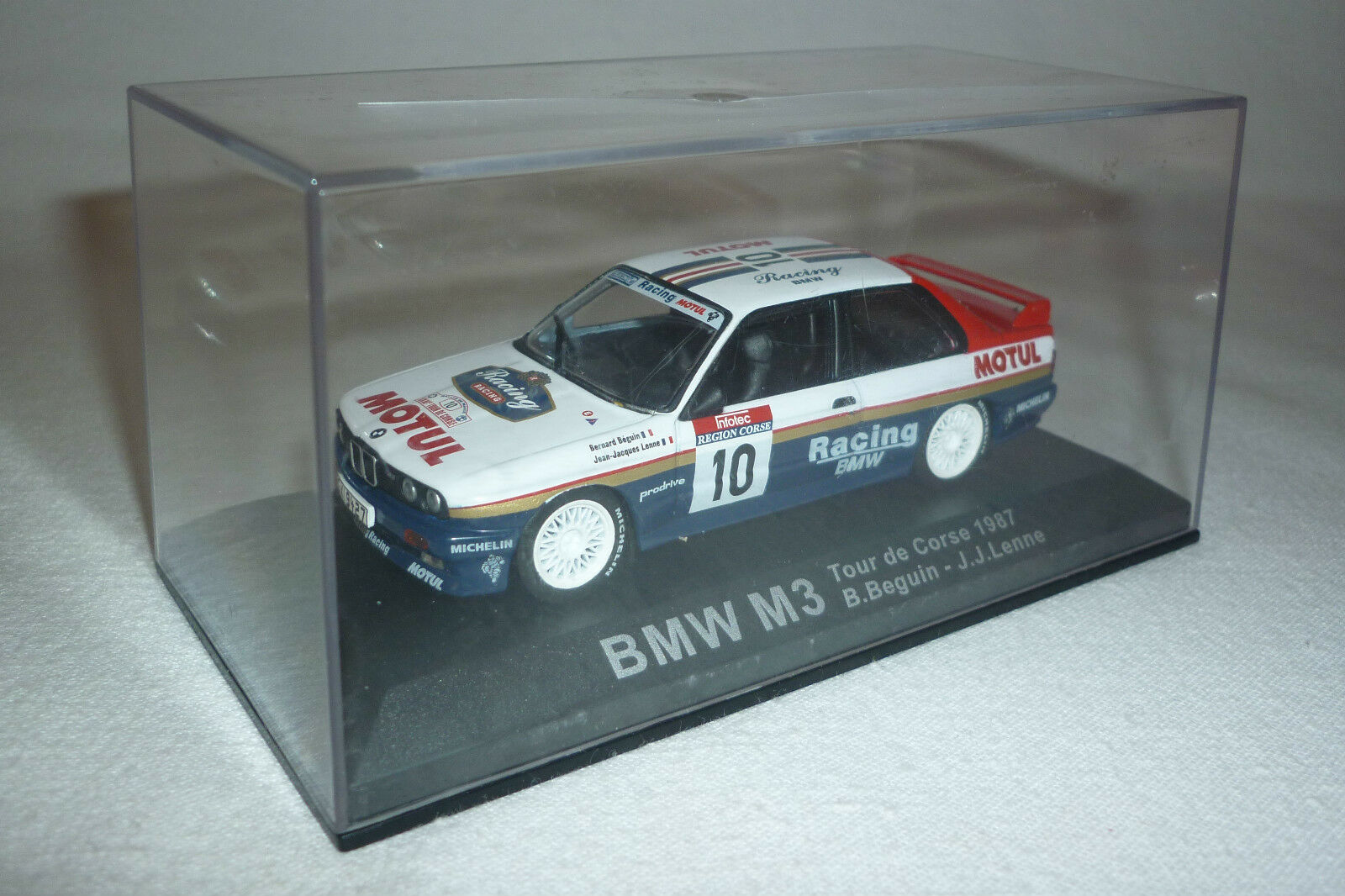 Minichamps - Model - BMW M 3 - 1 43