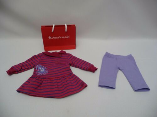 Top and  Pants Genuine American Girl Campus Casual Outfit