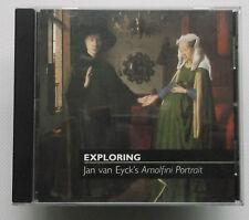 Exploring Jan van Eyck's Arnolfini Portrait CD-ROM