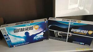 Guitar Live Wii U Guitar Live Controller Wii U nuovo - Italia - Guitar Live Wii U Guitar Live Controller Wii U nuovo - Italia