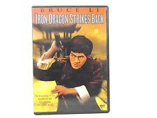Iron Dragon Strikes Back (DVD, 2002)