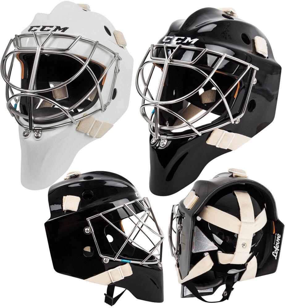 2ab15bd759c86 CCM Pro Non-Certified Cat Eye Goalie Mask - - Sr Model 17 tacixk7622 ...