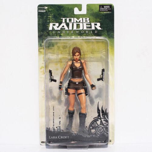 TOMB RAIDER UNDERWORLD LARA CROFT PVC Action Figure Da Collezione Giocattolo Modello