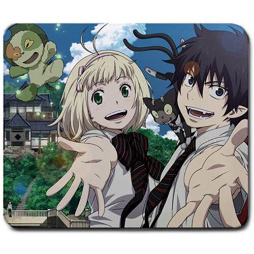 Ao no Blue Exorcist Mouse Pad Mat Mousepad anime series game manga