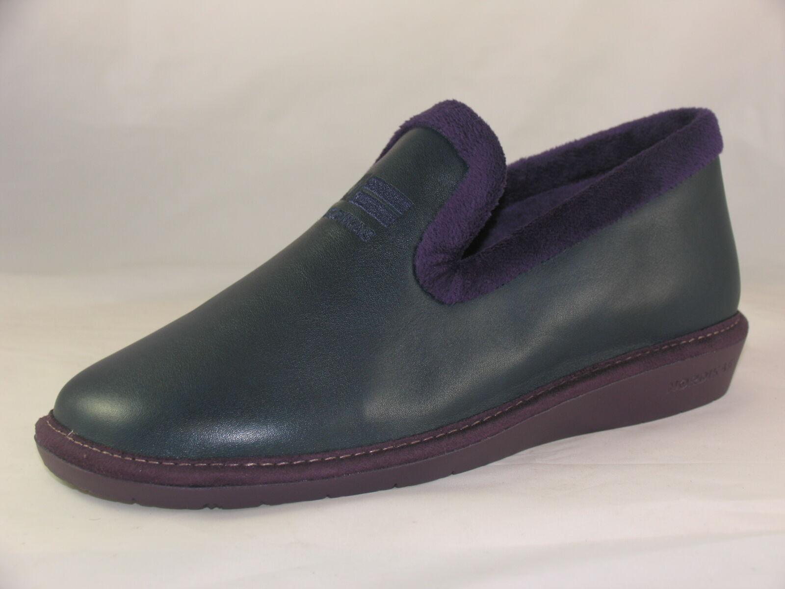 Womens Nordikas Nakeeta 2 305 Leather Full Slippers Slippers Slippers 21d6c6