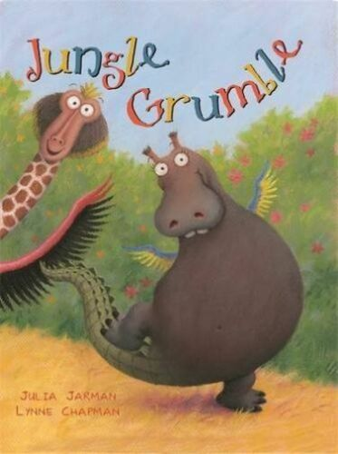 1 of 1 - Julia Jarman, Jungle Grumble, Very Good Book