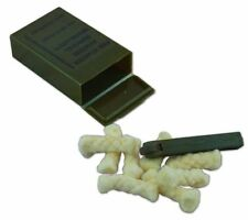 Spark Lite Fire Starter Olive Drab 8 TinderQuik Tabs for Military Survival Kit