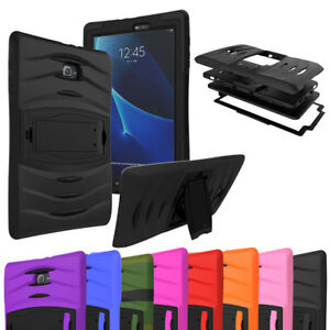 Heavy Duty Shockproof Full Hard Case Cover For Samsung Galaxy Tab A 10.1 8.0 7.0